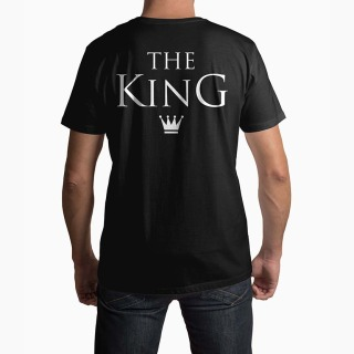 <span>Tricou Barbati Personalizat</span> The King