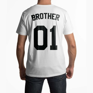 <span>Tricou Barbati Personalizat</span> Brother 01