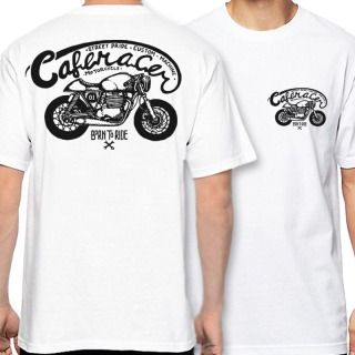 Tricou Cafe Racer Born To Ride