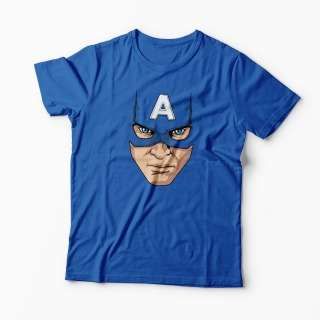 Tricou Captain America Mask