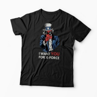 Tricou Deadpool X-Force