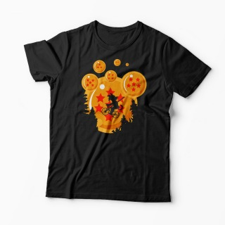 Tricou Dragon Ball Moon