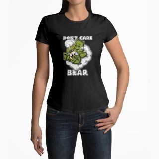 <span>Tricou Femei Personalizat</span> Don't Care Bear