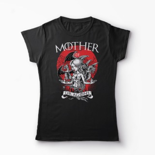 Tricou Game of Thrones - Mother of Dragons
