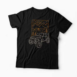 Tricou Off Roader Camping