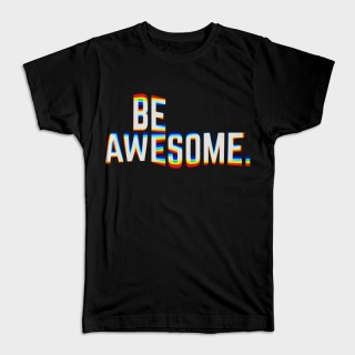 <span>Tricou Personalizat</span> Be Awesome