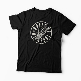 Tricou Piston Head In Speed We Trust