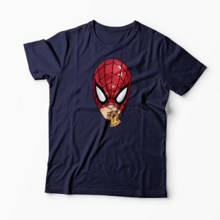 Tricou Spiderman Pizza