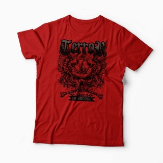 Tricou Terror Los Angeles