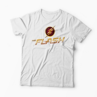 Tricou The Flash Logo