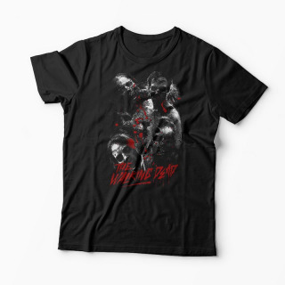 Tricou The Walking Dead Zombie