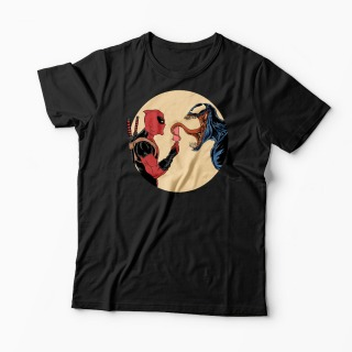 Tricou Venom Deadpool Ice Cream